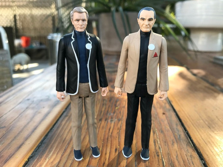"""You are Number Six!"" - Kickstarter for ""The Prisoner"" Action Figures!"