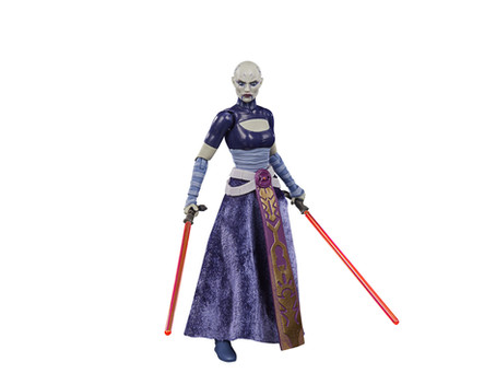 FAN FIRST FRIDAY:  Star Wars Black Series New CLONE WARS figures announced!