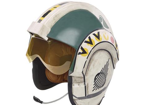 Hasbro:  Wedge Antilles Full Scale Helmet!