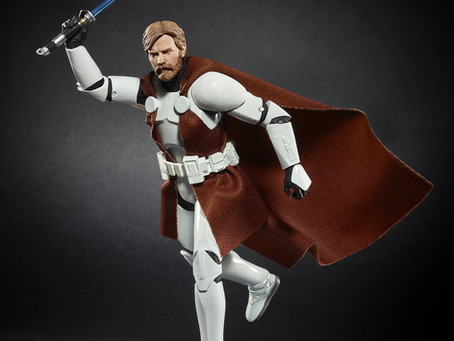 Randy looks at 2019's Star Wars Black Series Figures!