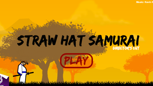 Straw Hat Samurai - Just imagine what a Samurai Jack game would be like
