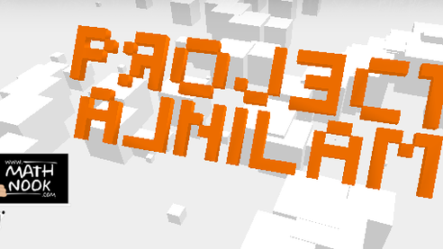 Project Alnilam - A Simple Puzzler with Simple Geometric Shapes