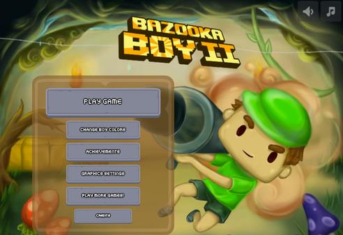 Bazooka Boy 2 - Have a Blast!