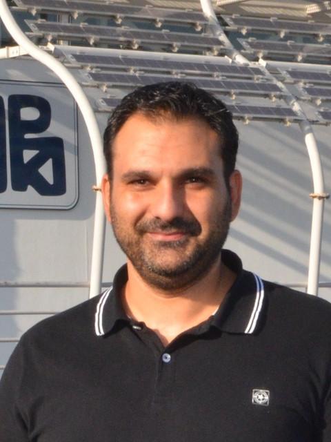 Mr George Kirkos