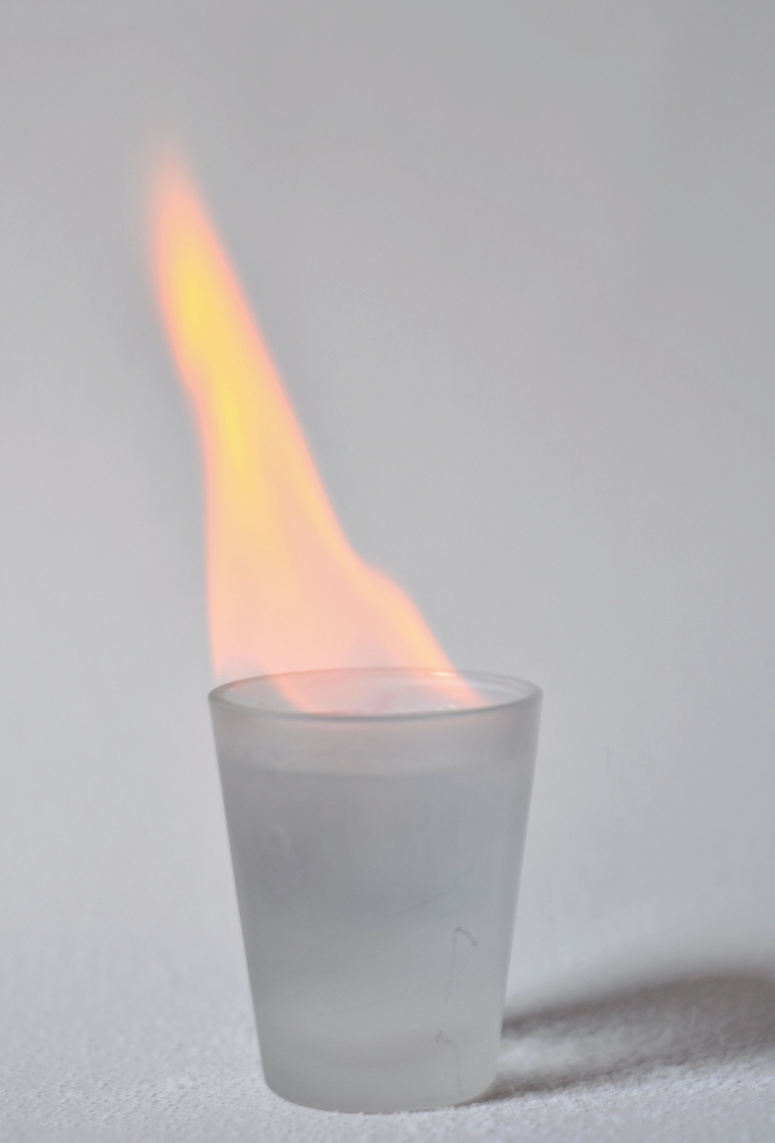Cachaça e fogo
