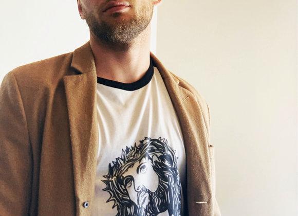 "Jesus T-shirt ""Be Original"" baseball T"