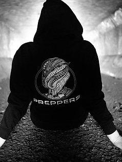 """PREPPERS """"Hawkeye"""" HOODIE"""