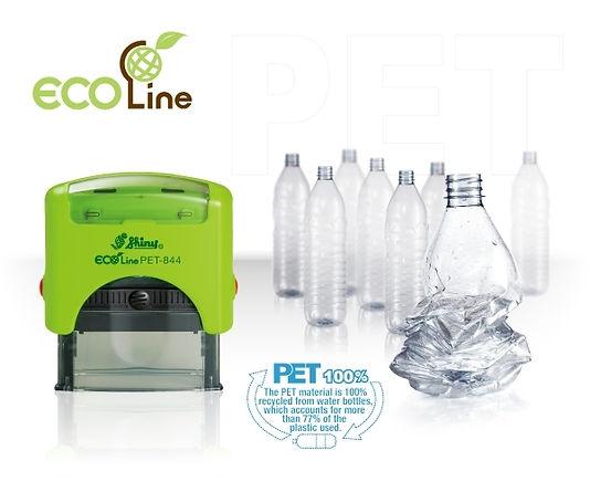 Sellos ecológicos elaborados a partir de botellas PEt en Bogotá