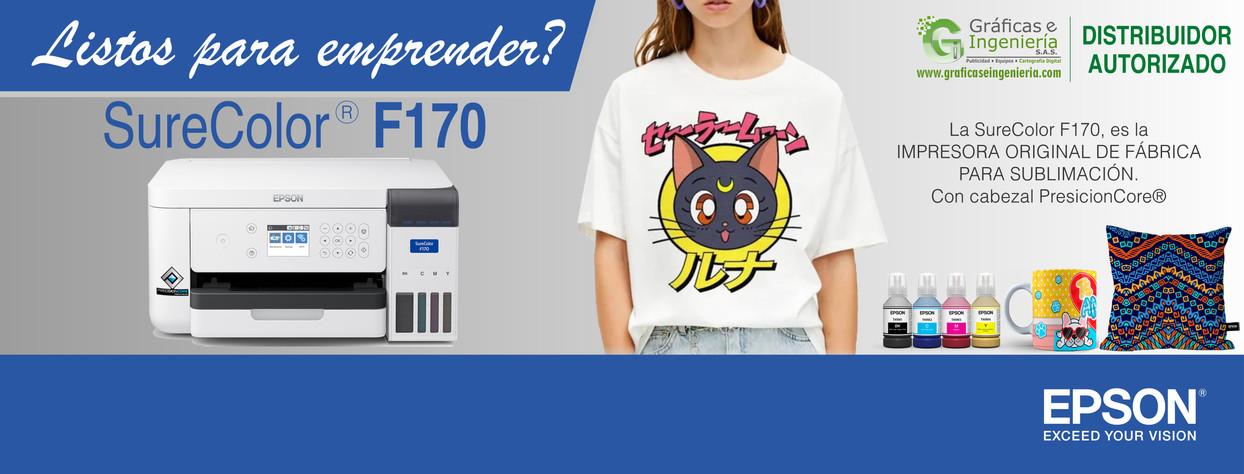 Impresora Epson F170