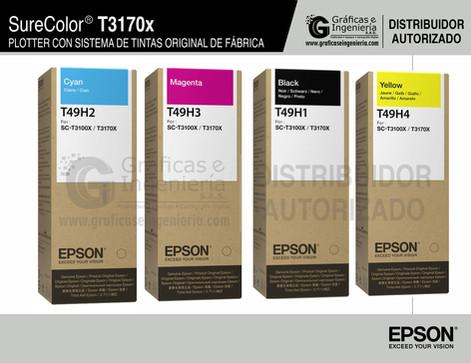 Tinta Original Epson