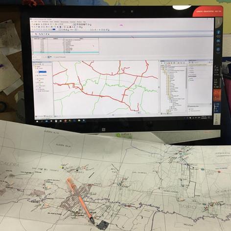 Cartografía Digital e Ingeniería Ambiental