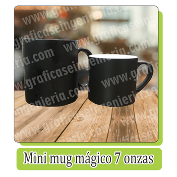 Mini mugs de 7 onzas