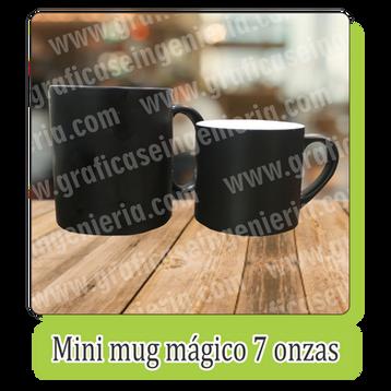 Mini mugs de 7 onzas