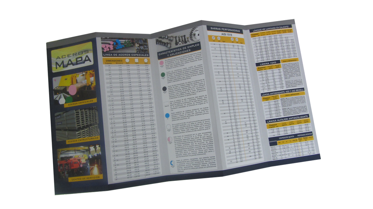 Elaboración de catálogos personalizados