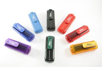 Sello de Bolsillo diferentes medidas y colores
