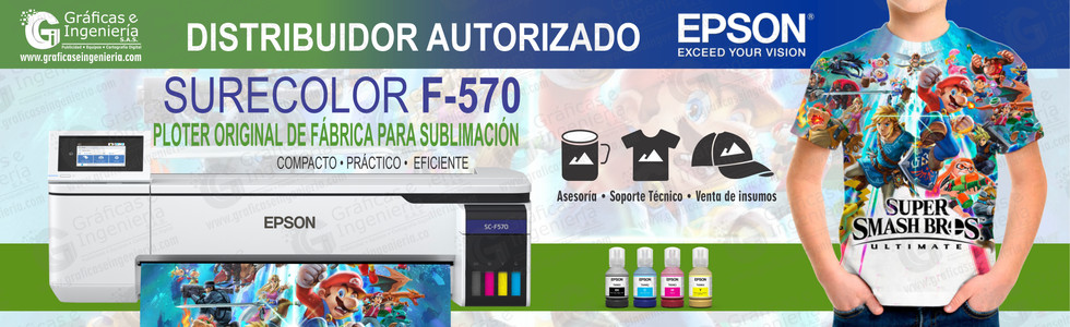 Ploter Epson Sure Color F-570