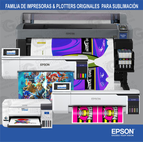 Impresoras & Plotters