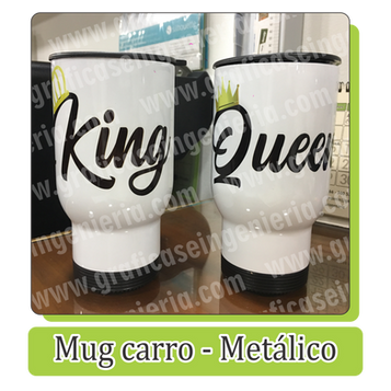 Mugs carro 13 onzas