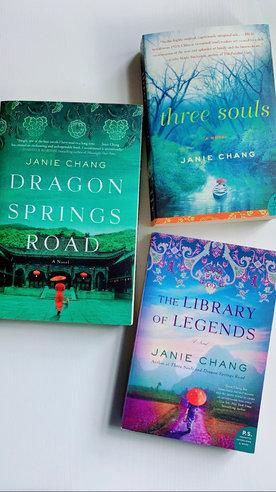 Janie Chang 😍