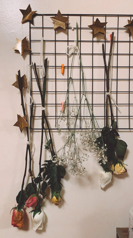 Hang to Dry. Keep Forever.