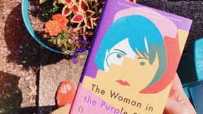 The Woman in the Purple Skirt by Natsuko Imamura | Stalking, but like in a Feminist Way