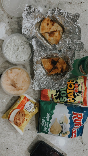 Tzatziki & Skordalia & Snacks