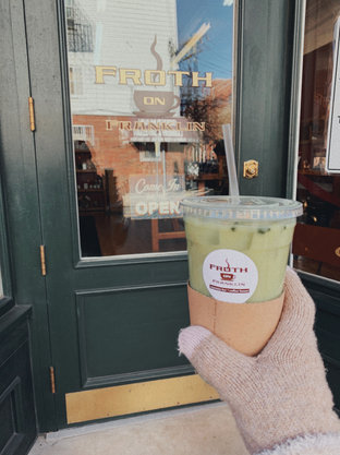 Froth on Franklin