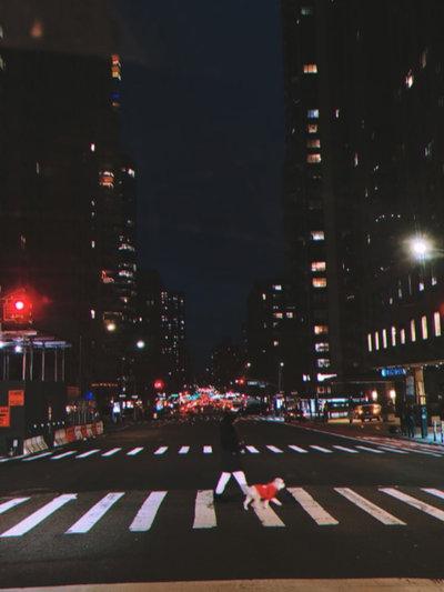 Through the City