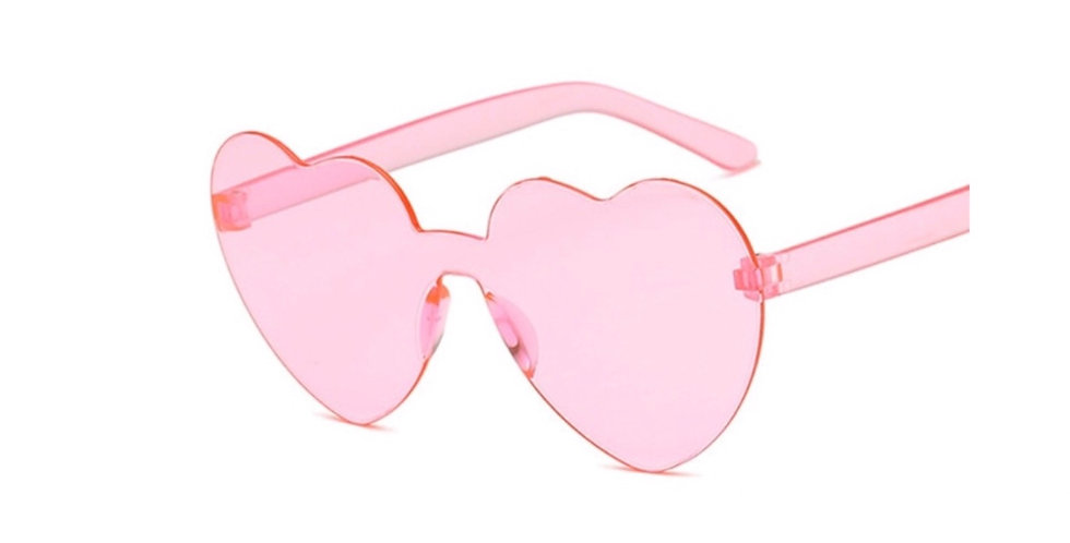 Rose Tinted Glasses - Baby Pink