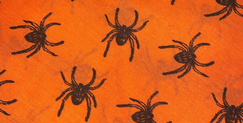 Orange Spider Bandana