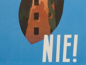 NIE! Designer - Tadeusz Trepkowski (1914-1956)