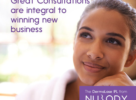 Great consultations are integral to winning new business