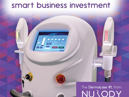 Investing in an IPL laser device is good business sense during these challenging times