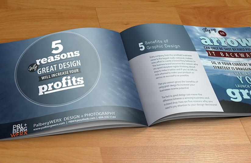 PalbergWERX 5 reason great design publication