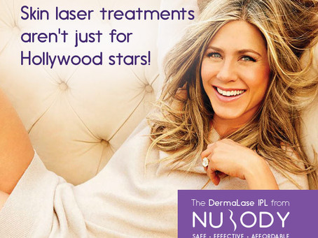 Skin laser treatments aren't just for Hollywood stars anymore