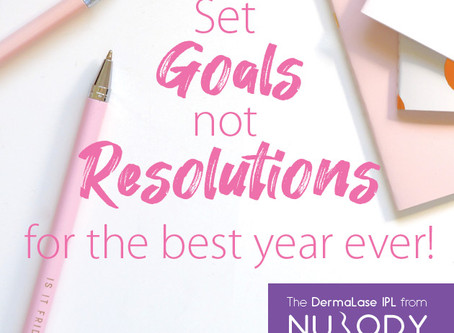 Goals vs Resolutions in 2020