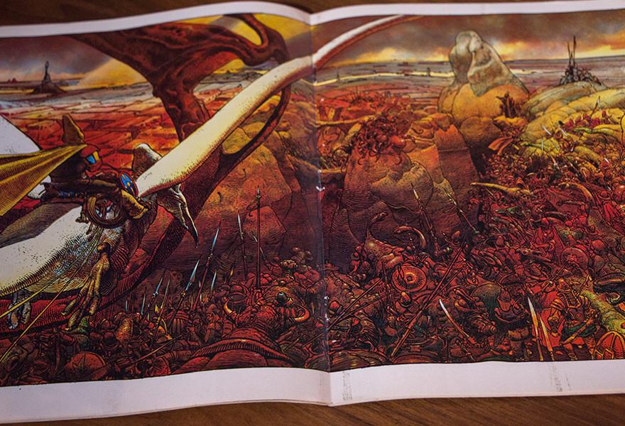 PalbergWERX Design + Photography Vancouver blog Heavy Metal magazine blog