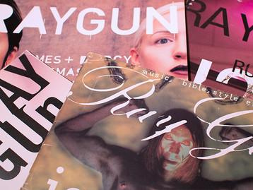 David Carson - Ray Gun (1992-2000) PART 2