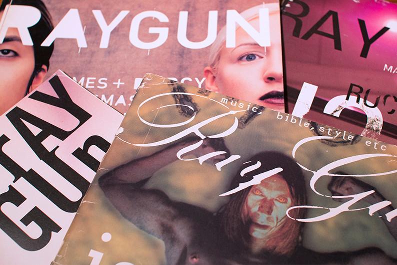 PalbergWERX Raygun covers