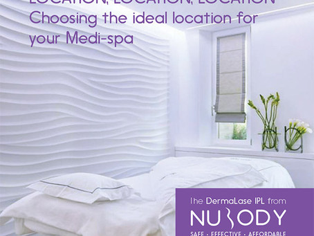 How to choose the ideal location for your Medi-spa