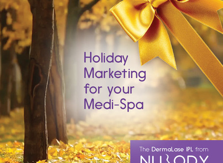 Seasonal marketing for Medi-spas