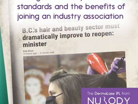 Raising beauty industry standards and the benefits of industry association membership