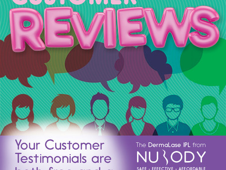 Your Customer Testimonials are both free and a powerful sales tool tool
