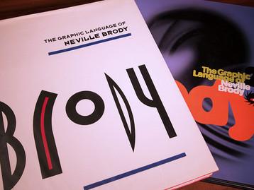 Neville Brody (1957 - Present) PART 1