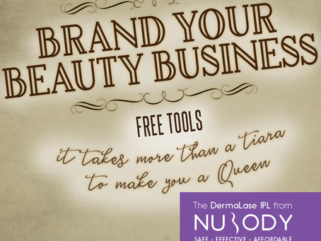Branding your beauty business 'It takes more than a tiara to make you Queen of England'