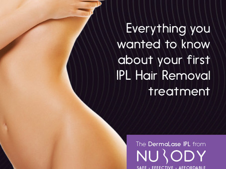 Everything you need to know before your first IPL Hair Removal appointment
