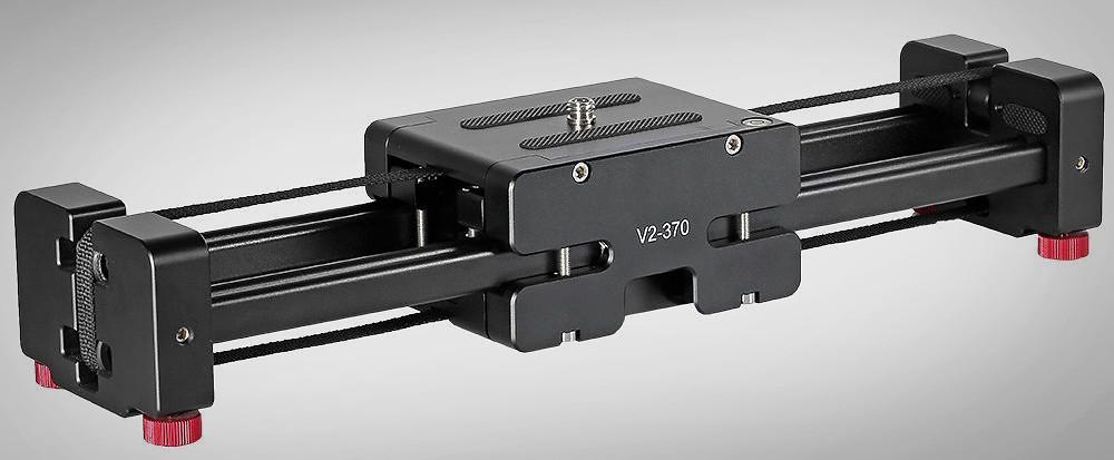 PalbergWERX - v2-370 telescoping slider for videographyers