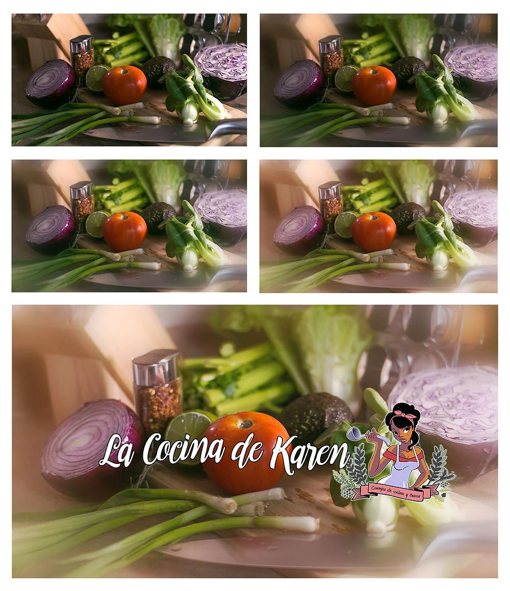PalbergWERX photo shoot for La Cocina de Karen YouTube cover