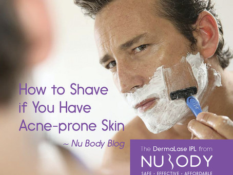 How to Shave if You Have Acne-prone Skin