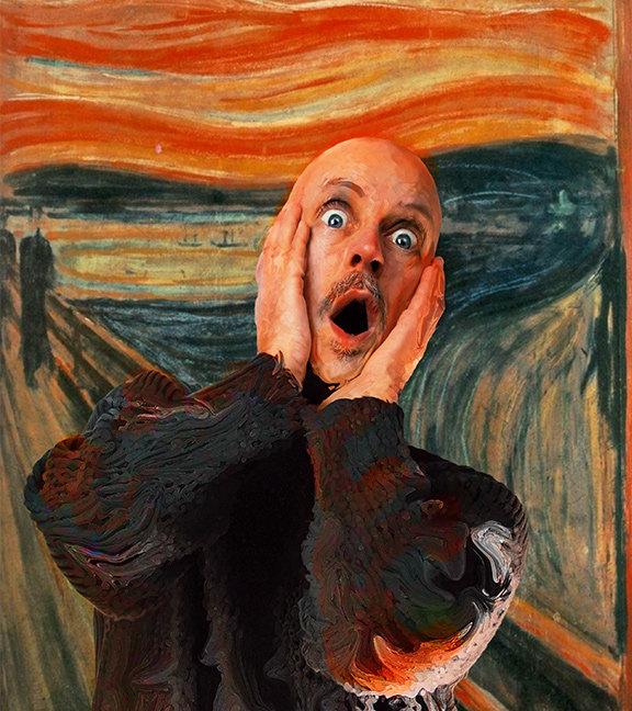 PalbergWERX self promo scream after